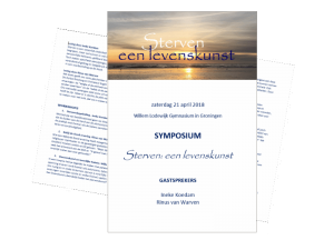 Symposium Noord flyer